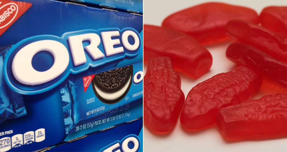 Oreo is dropping a swedish fish flavored cookie for some for Swedish fish oreos