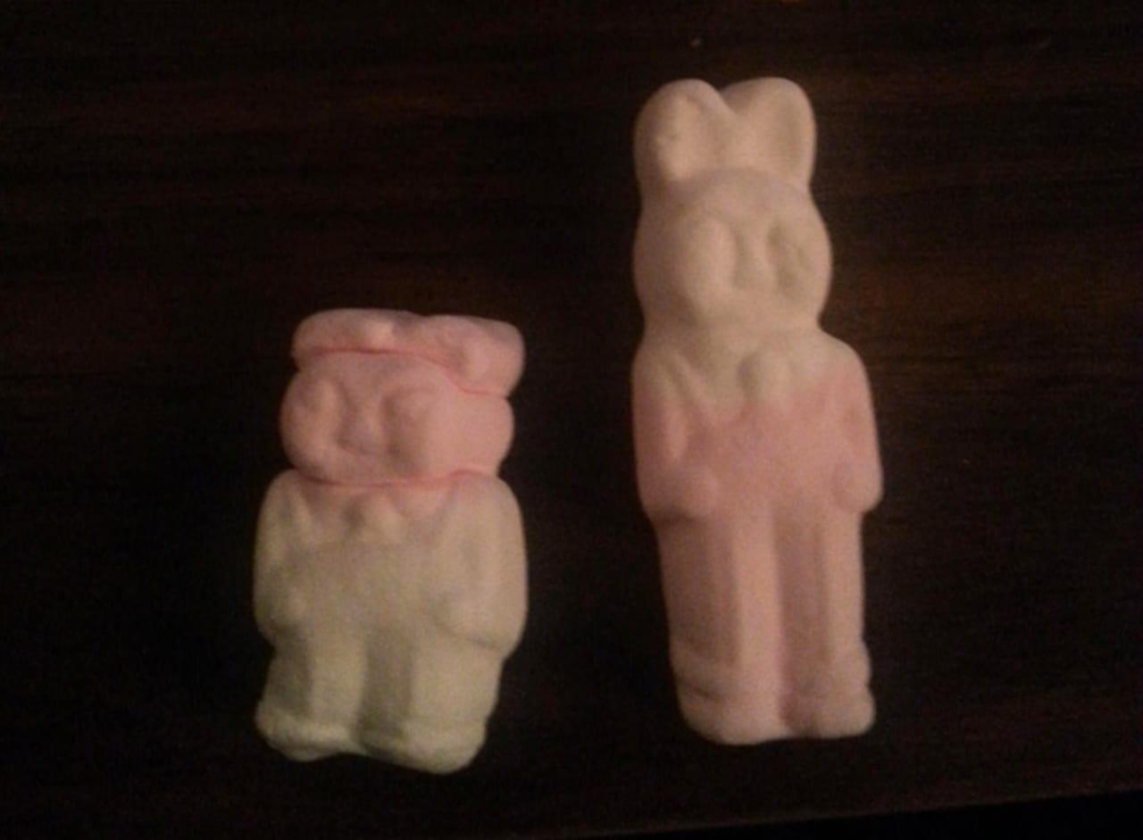 chinese crush rabbit