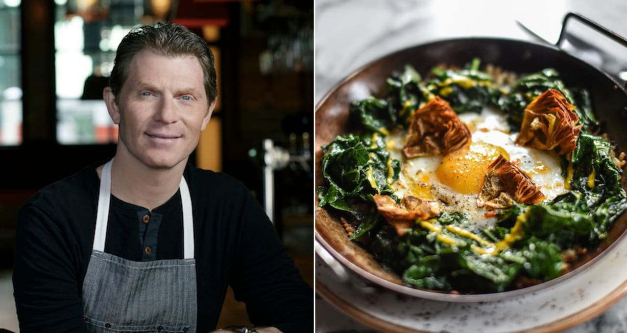 The 10 Dishes That Made My Career Bobby Flay First We Feast