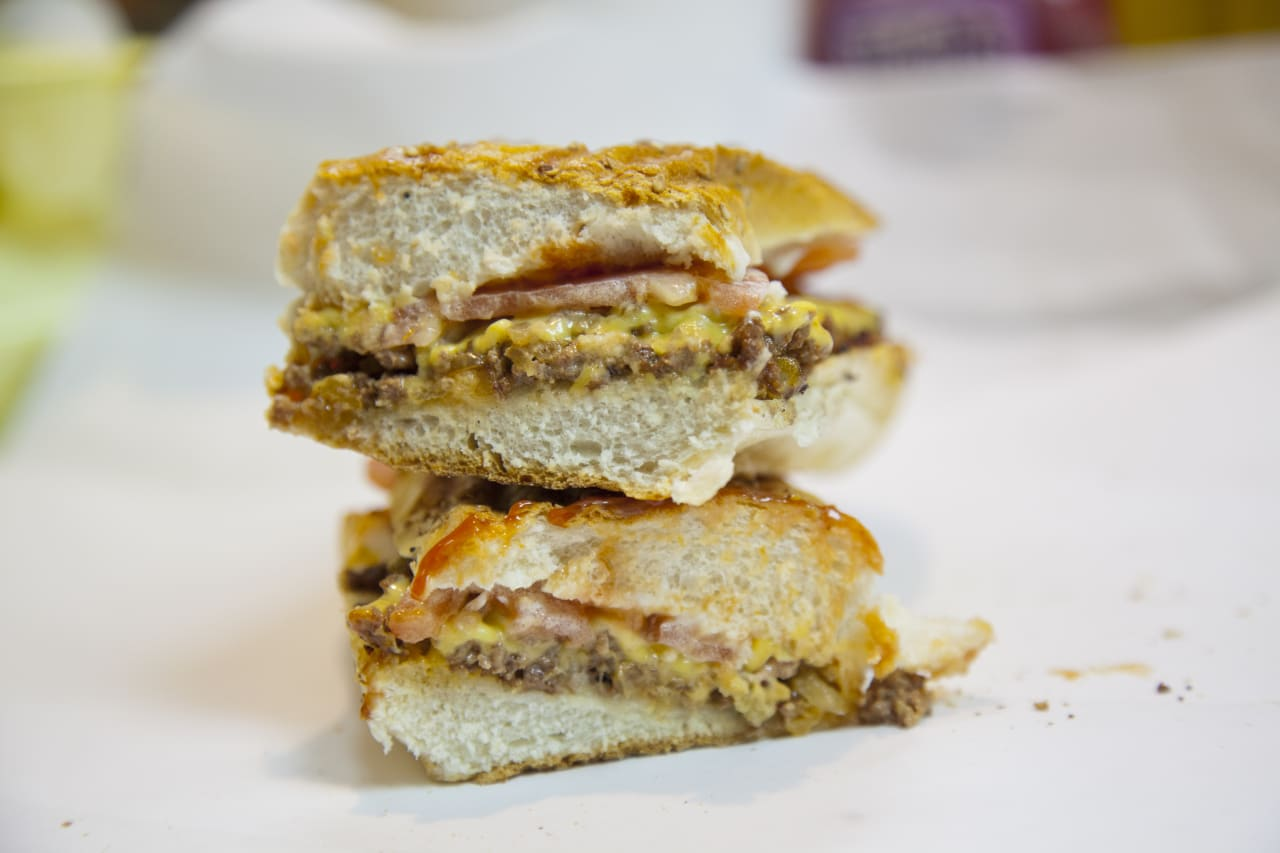 The Cult of the Chopped-Cheese Sandwich, New York's Most Enigmatic