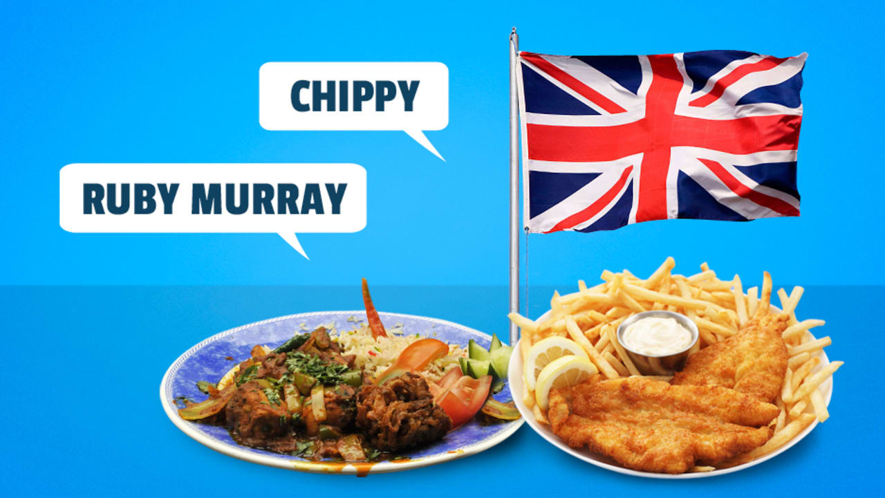 Eating for Britain