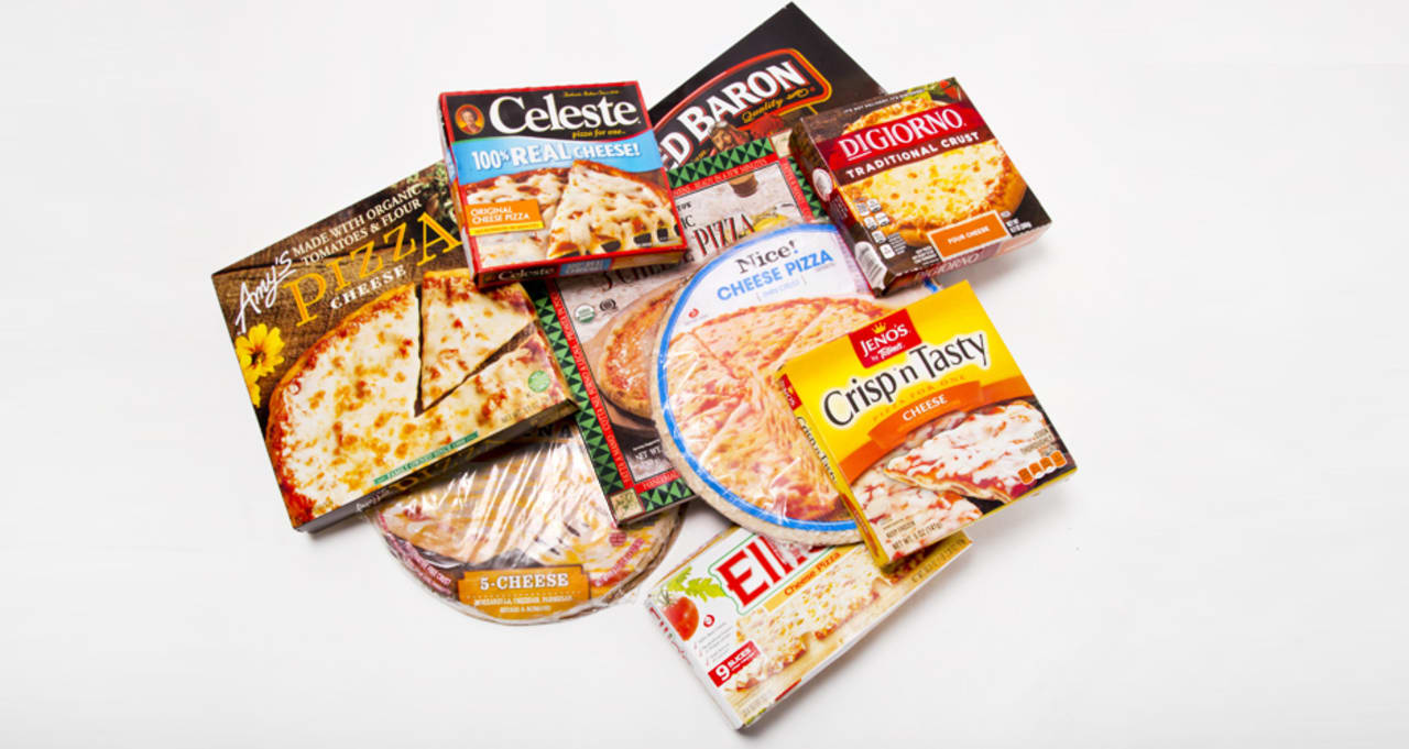The Best Frozen Pizzas Ranked First