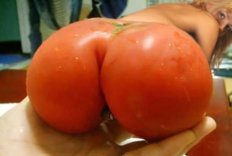 Crazy sex veggie pics