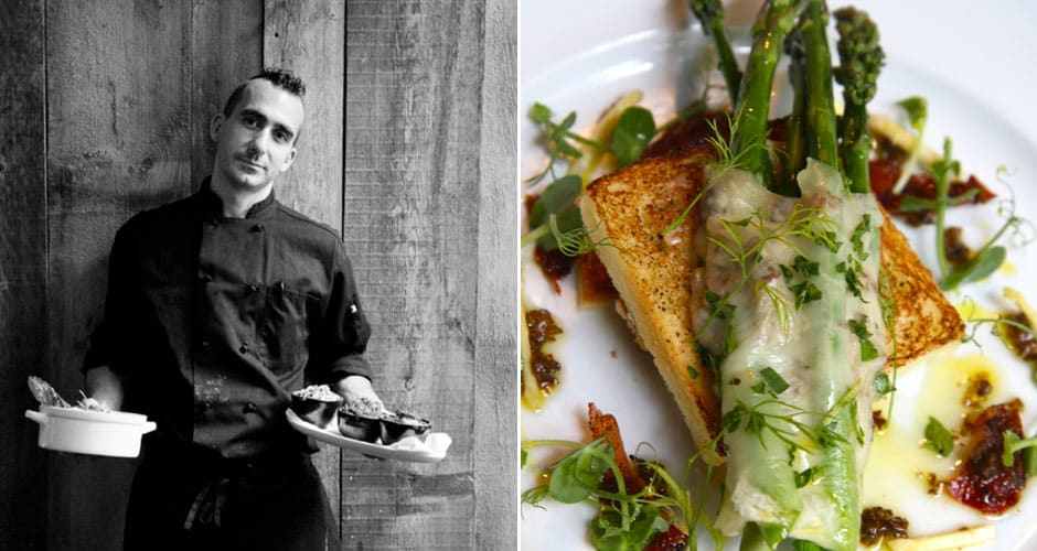 The 10 dishes that made my career marc forgione first for American cuisine long island