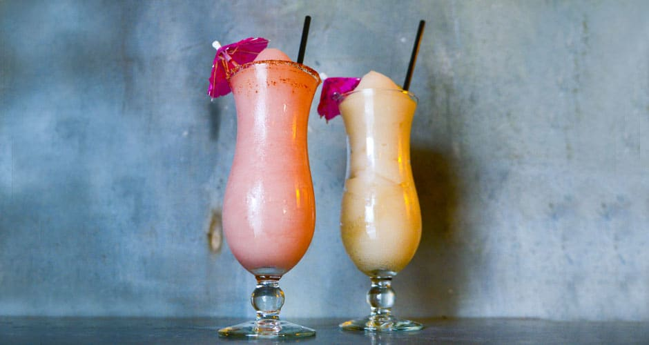 Summer Boozing 5 Great Places For Frozen Drinks In Nyc