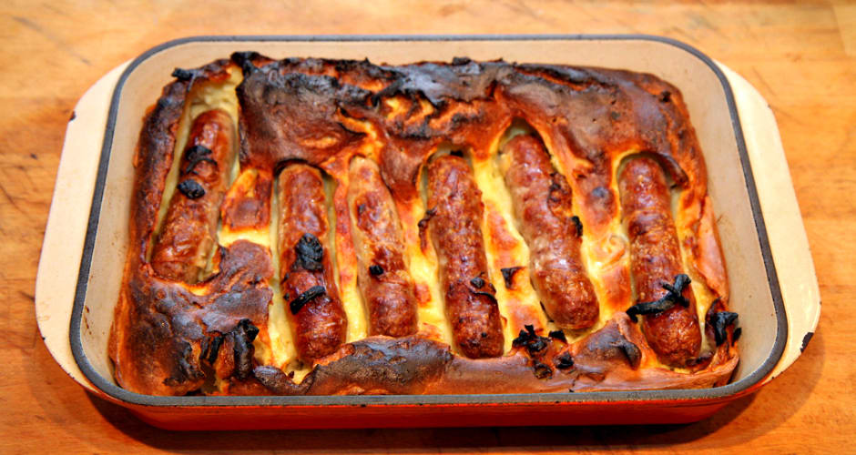 1 the full english the best recipes on the internet british best recipe bbc food kathryn westmore says toad in the hole combines several great aspects of british foodsausages yorkshire pudding a savoury forumfinder Images
