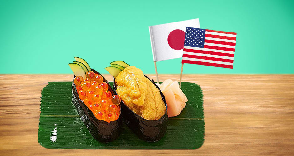 The Great Divide: How Sushi Culture Differs in America Versus Japan | First We Feast