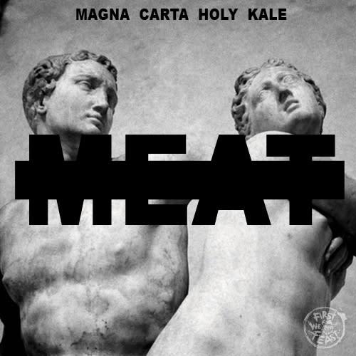Magna carta holy kale the jay z vegan remixes first we feast magna carta holy kale the jay z vegan remixes malvernweather Images
