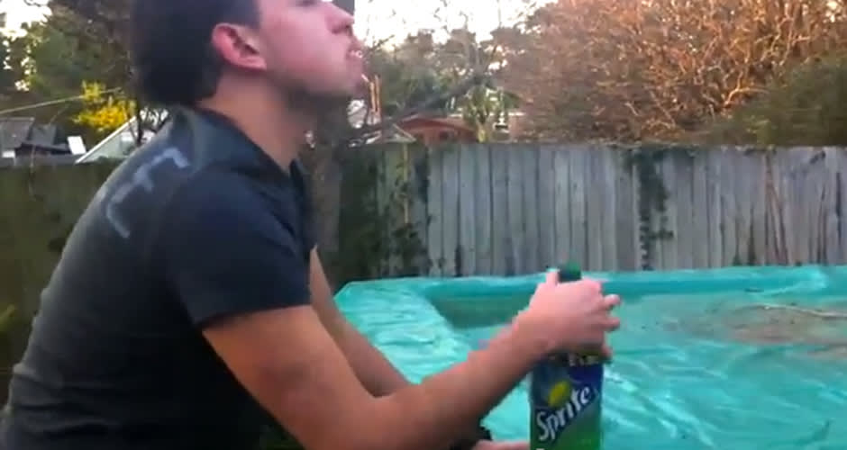 What Happens If You Drink Sprite And Eat A Banana