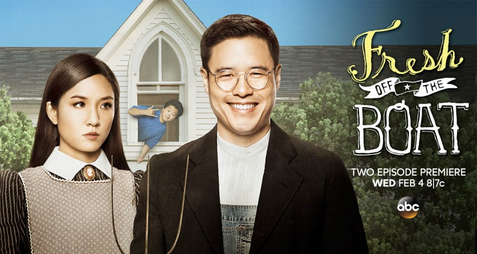 Fresh off the Boat 3x10 Espa&ntildeol Disponible