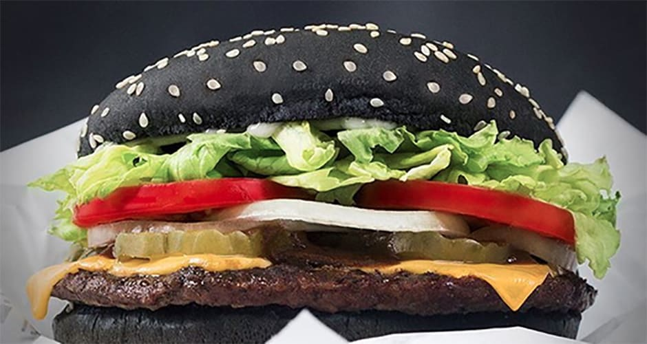 The Scariest Part of Burger King's New Halloween Burger: It Turns ...
