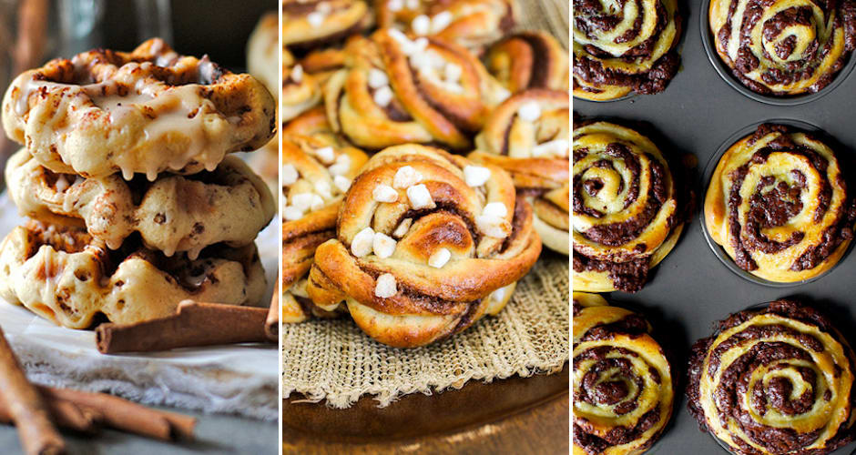The Most Over-the-Top Cinnamon-Roll Variations | First We ...