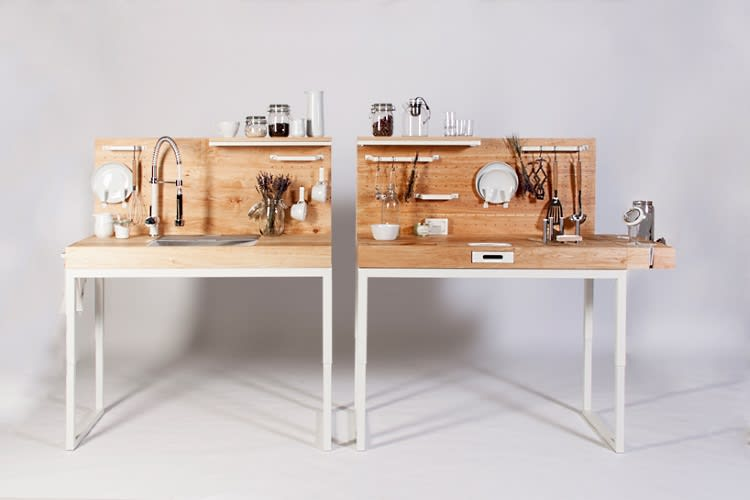 ChopChop Is A Stylish Kitchen Workstation For The Physically Impaired