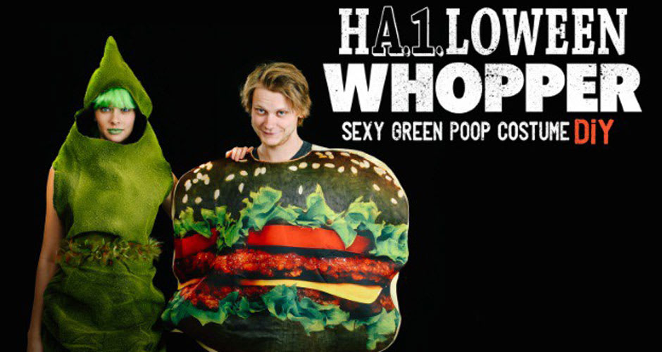 The Green Poop That Results from the New Burger King Halloween ...