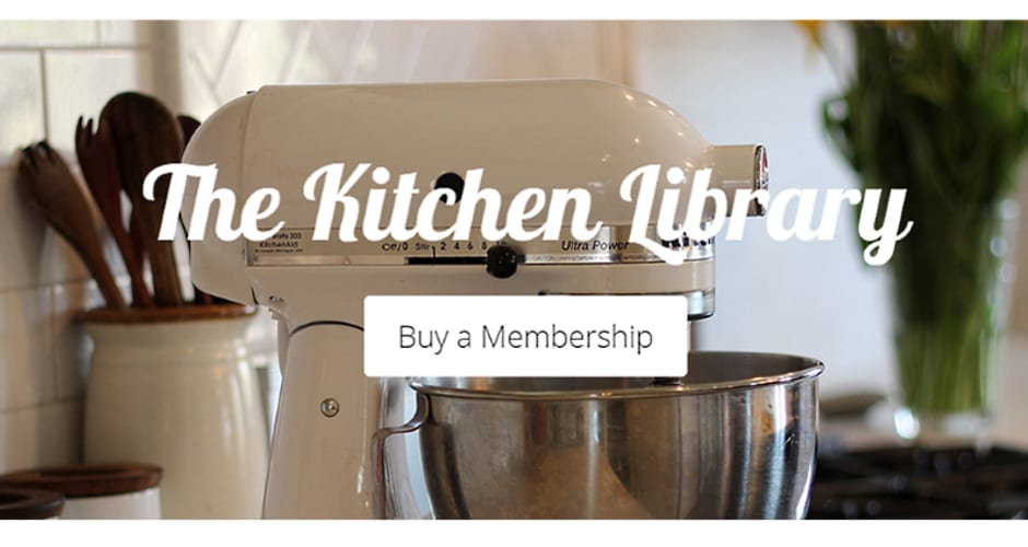 Toronto Residents Now Have A Library for Kitchen Appliances | First ...
