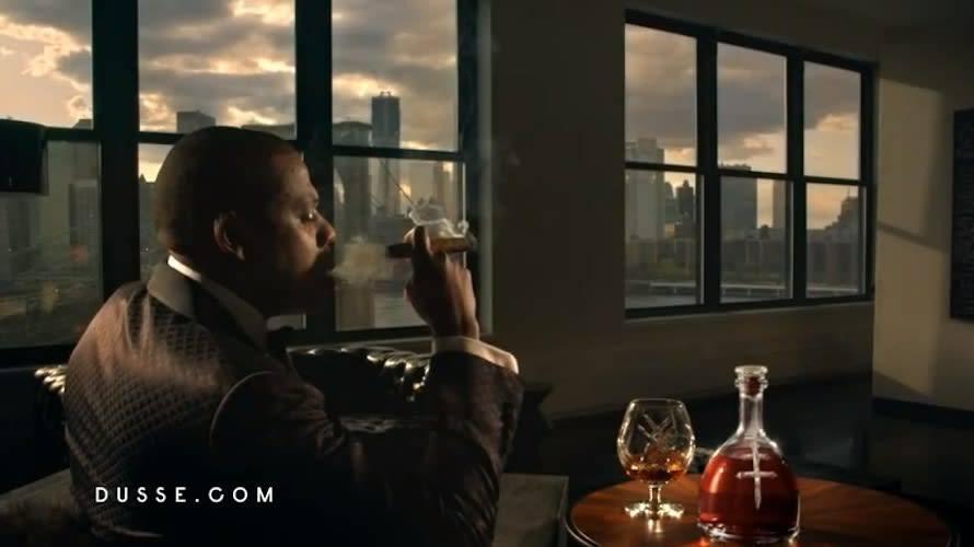 How to drink cognac according to jay z and ludacris for Jay z liquor price