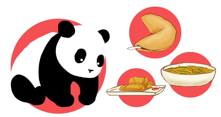 an illustrated history of americanized chinese food first we feast
