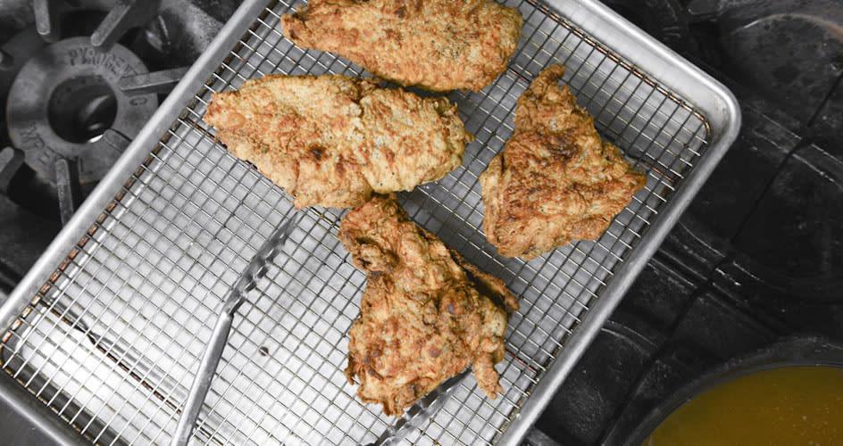 Kitchen Nightmares Fried Chicken