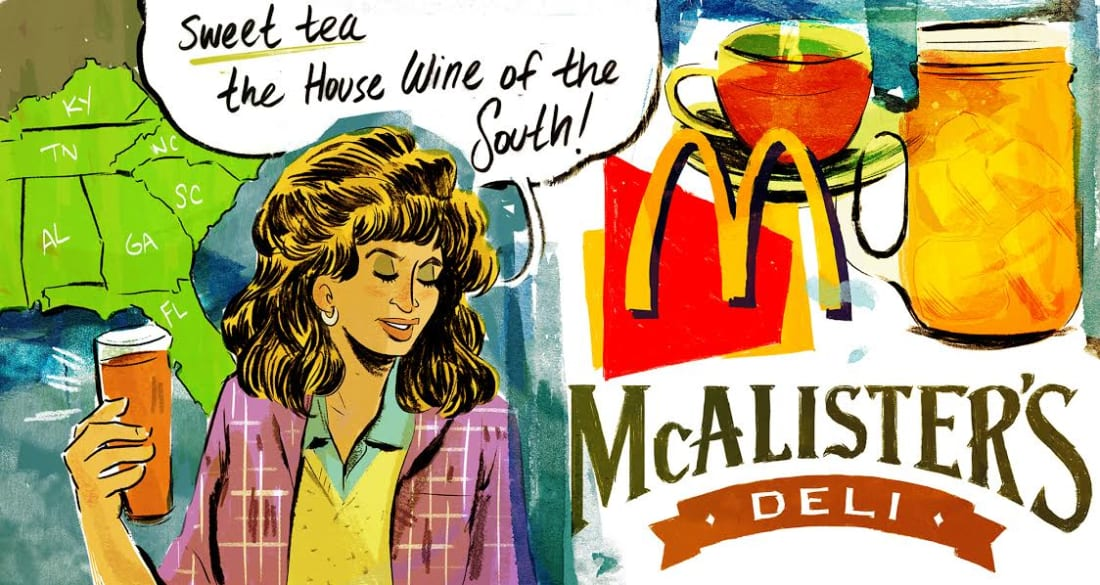 Why Sweet Tea Is The Souths Quintessential Drink First We Feast
