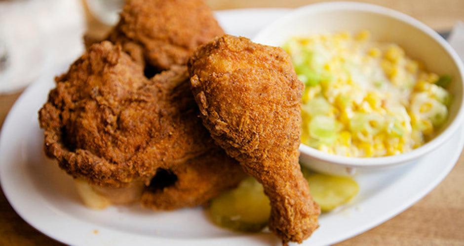 Best Fried Chicken Bed Stuy