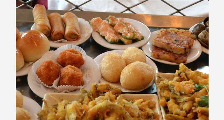 Nom Wah Tea Parlor - The 5 Best Chinese Restaurants in NYC | First