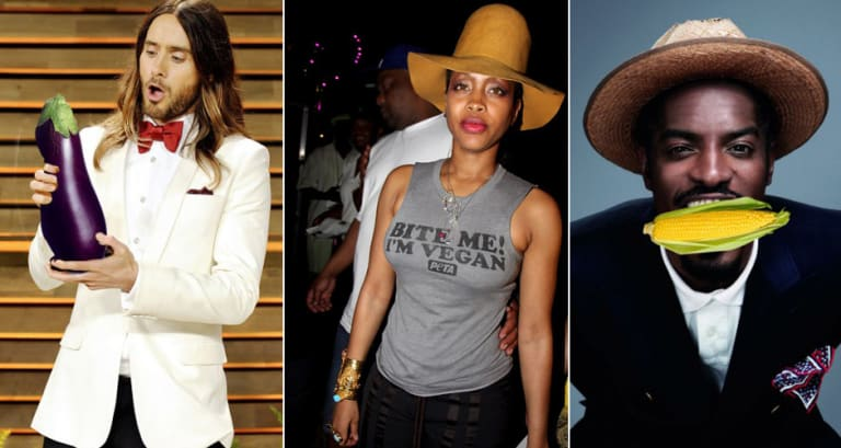 O G  or Hypebeast?: The Definitive Guide to Celebrity Vegans