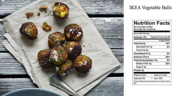 Ikea To Start Serving Vegan Meatballs Tomorrow First We Feast