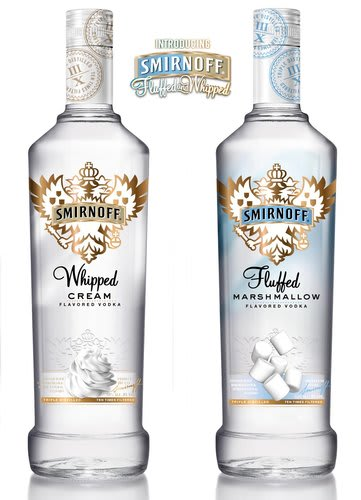 The 10 Most Absurd Types Of Vodka And