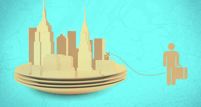 25 Dishes Out-of-Towners Need to Try While in New York | First We Feast