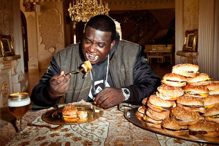 74227d519 Few rappers in the history of hip-hop have had food factor more prominently  in their music than Gucci Mane. Even in the weeks following the Atlanta  rapper's ...