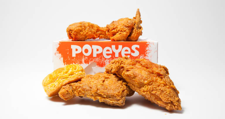 Cajun Sparkle Why Chefs Love Popeyes First We Feast