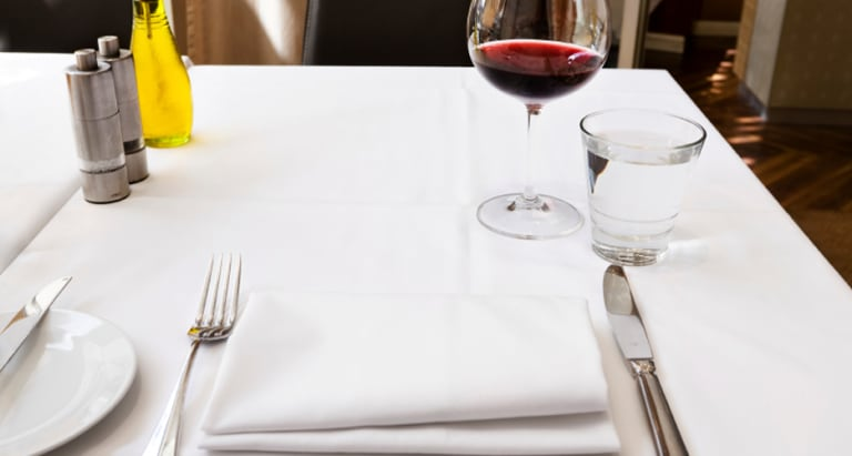 The Most Annoying Things Servers Do At Restaurants First We Feast - Fancy restaurant table