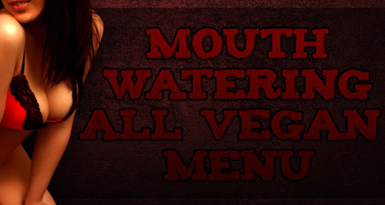 The Time I Ate Alone At A Vegan Strip Club