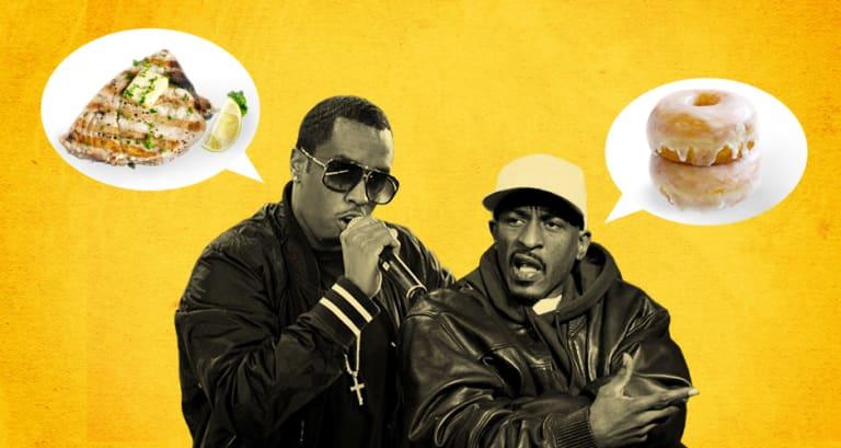 The 25 Greatest Food Lyrics in Rap | First We Feast