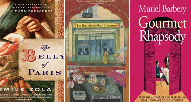 10 Great Novels For Food Lovers First We Feast