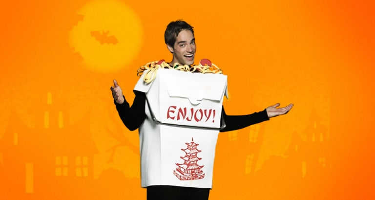 the dumbest food themed halloween costumes