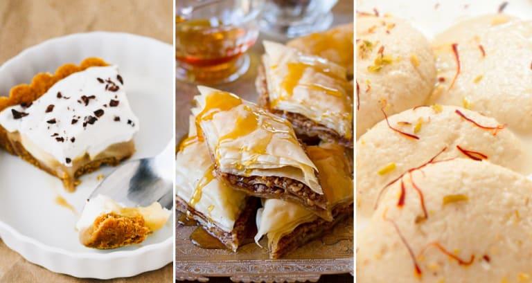 Around The World In 13 Desserts First We Feast
