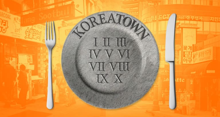 The 10 Commandments For Eating and Drinking in Koreatown | First We