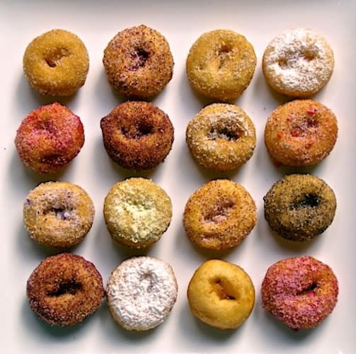The 20 Most Outrageous Doughnut Flavors | First We Feast