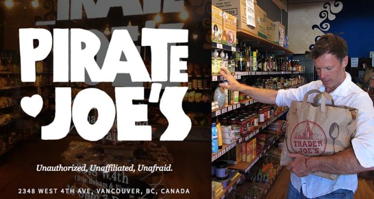 Man Smuggles Trader Joe's into Canada, Sells It at His Store