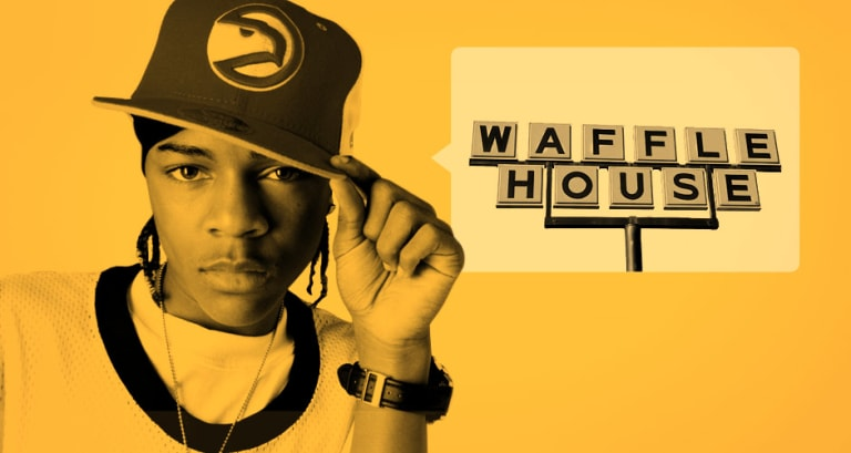 The Best Rap Lyrics About Waffle House | First We Feast