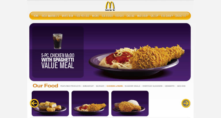 The Craziest McDonald's Menu Items Around the World | First We Feast