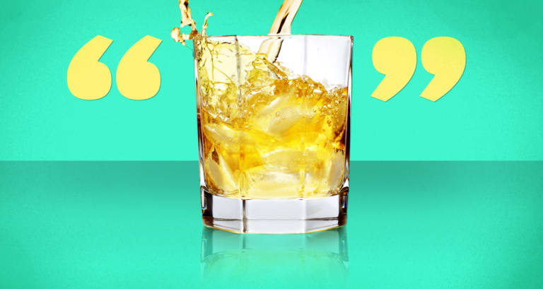25 Quotes About Whiskey from the Famous Drinkers Who Loved