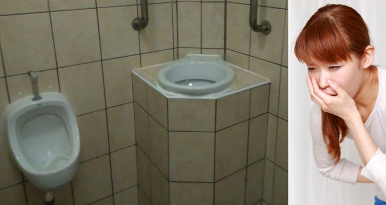 This Nightclub Installed a Waist-High \'Puke Toilet\' for Patrons to ...