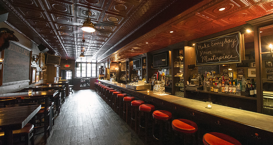 The 25 best bars in nyc right now first we feast - Deco cuisine new york ...