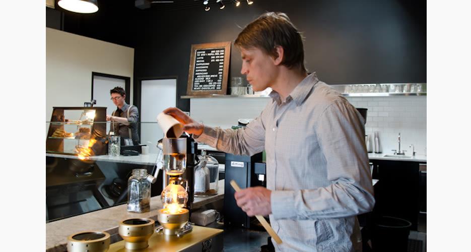 10 Essential Portland Coffee Shops First We Feast