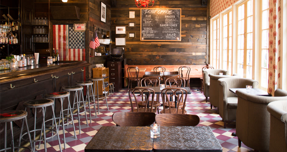 What are the steps in opening your own bar and restaurant in Va?