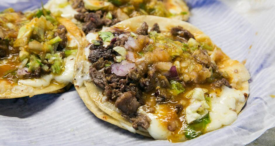 Sirloin Asada Hell Kitchen