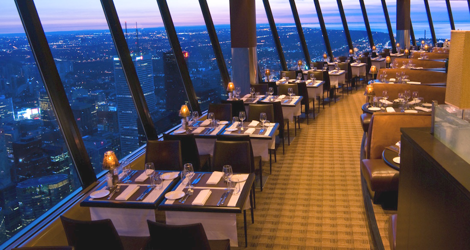 The 15 highest restaurants in the world first we feast for Best restaurants with private dining rooms toronto