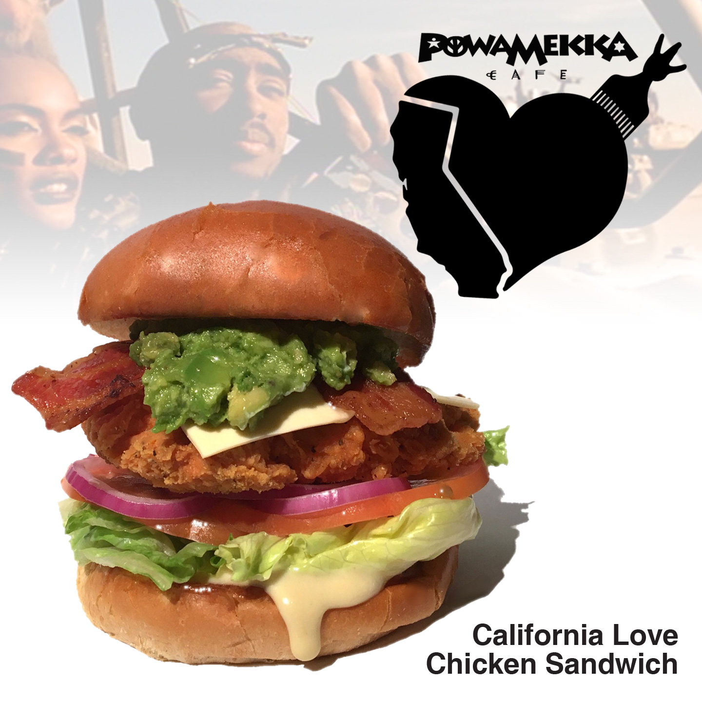 California Love Chicken